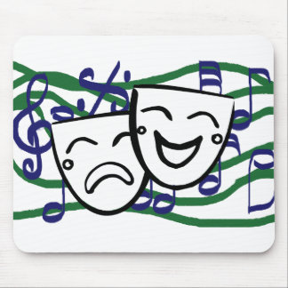 Drama: the Musical Mouse Pad
