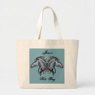 Dramatic Horse Kit Bag