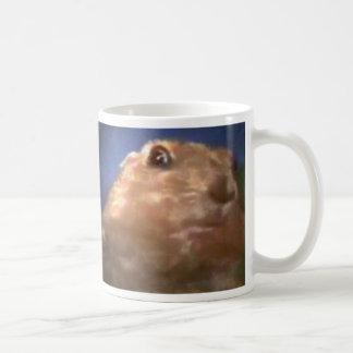 Dramatic Prairie Dog (Chipmunk) Coffee Mug