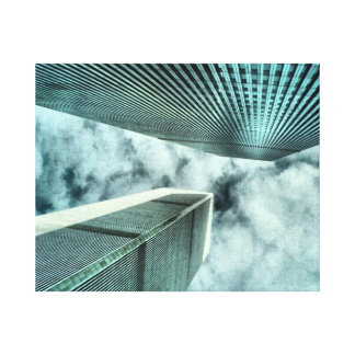 Dramatic Sky Stretched Canvas Print