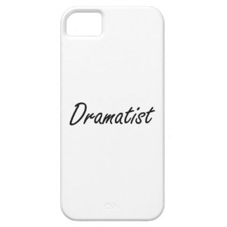 Dramatist Artistic Job Design Case For The iPhone 5