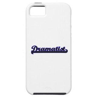 Dramatist Classic Job Design iPhone 5 Covers