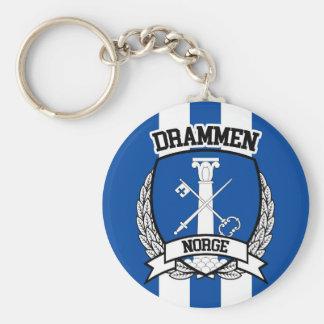 Drammen Keychain