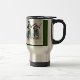 Draner ~ Giraffier-Mandolin ~ Patachon-Trombone Travel Mug