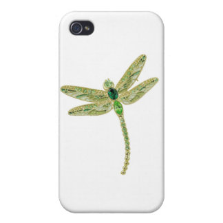 Drangonfly Jewelry iPhone 4/4S Cases