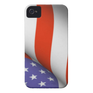 Drapeau américain étuis iPhone 4