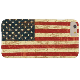 Drapeau américain sale coque iPhone 6 plus barely there