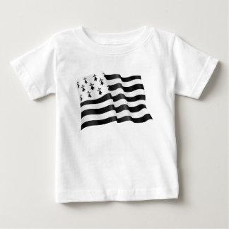 Drapeau breton (Breton flag) Baby T-Shirt