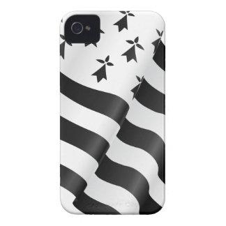 Drapeau breton (Breton flag) Case-Mate iPhone 4 Case