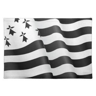 Drapeau breton (Breton flag) Placemat
