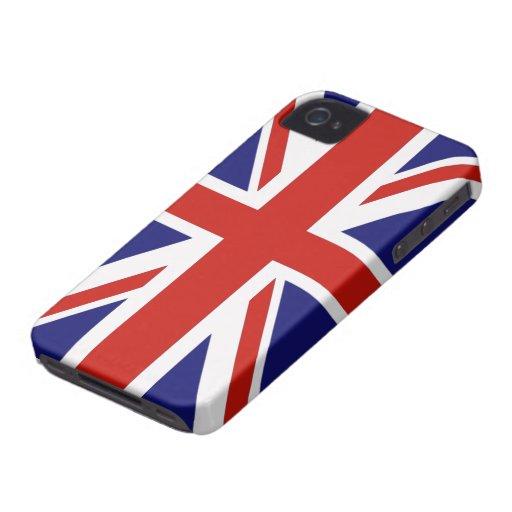 Drapeau britannique coque Case-Mate iPhone 4