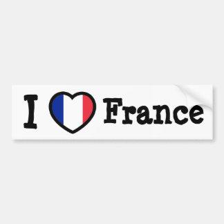 Drapeau de la France Adhésifs Pour Voiture