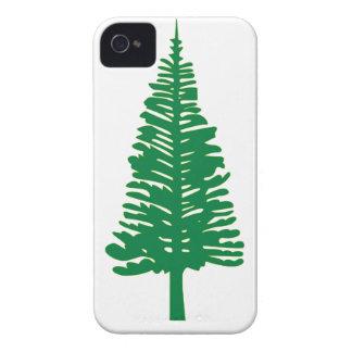 Drapeau de l'Île Norfolk Coques Case-Mate iPhone 4