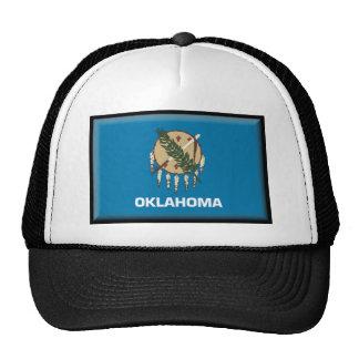Drapeau de l'Oklahoma Casquette De Camionneur