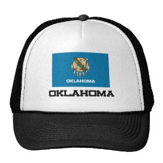 Drapeau de l'Oklahoma Casquettes