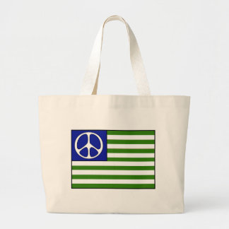 Drapeau de paix sacs