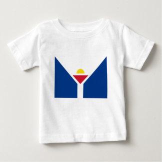 Drapeau de Saint Martin - Flag of Saint Martin Baby T-Shirt