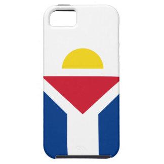 Drapeau de Saint Martin - Flag of Saint Martin iPhone 5 Covers