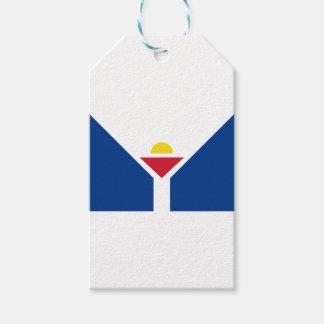 Drapeau de Saint Martin - Flag of Saint Martin Pack Of Gift Tags