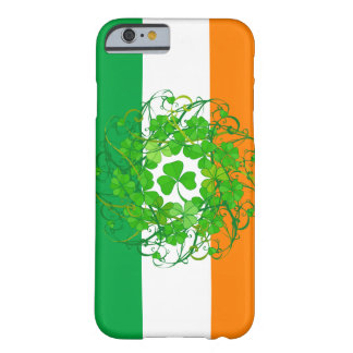 Drapeau de shamrock coque iPhone 6 barely there