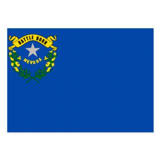 Drapeau d'état du Nevada Cartes De Visite Professionnelles