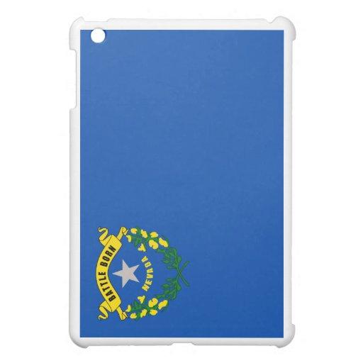 Drapeau d'état du Nevada Étui iPad Mini
