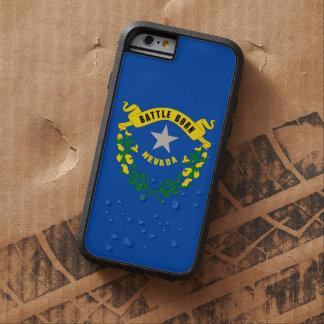 Drapeau d'état du Nevada Coque iPhone 6 Tough Xtreme
