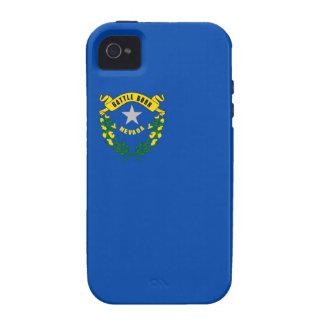 Drapeau d'état du Nevada Coques iPhone 4/4S