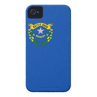 Drapeau d'état du Nevada Étuis iPhone 4