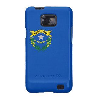 Drapeau d'état du Nevada Étui Samsung Galaxy S2
