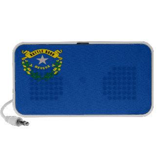 Drapeau d'état du Nevada Haut-parleur Portable