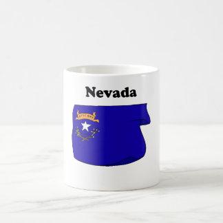 Drapeau d'état du Nevada Tasses À Café