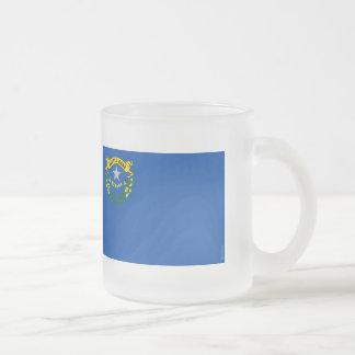 Drapeau d'état du Nevada Mugs À Café
