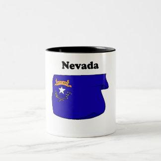 Drapeau d'état du Nevada Tasse À Café