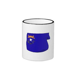 Drapeau d'état du Nevada Mug