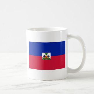 Drapeau d'Haïti - Flag of Haiti Coffee Mug