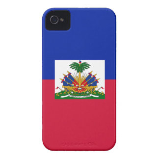 Drapeau d'Haïti - Flag of Haiti iPhone 4 Case-Mate Cases