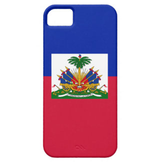 Drapeau d'Haïti - Flag of Haiti iPhone 5 Case