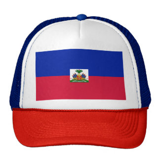 Drapeau d'Haïti - Flag of Haiti Trucker Hat
