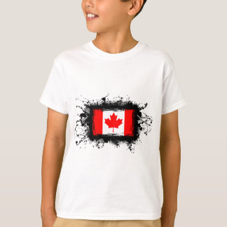 Drapeau du Canada T-shirt