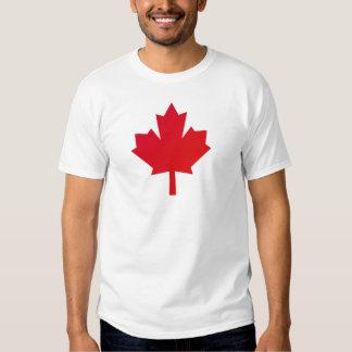 Drapeau du Canada Tshirts