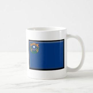 Drapeau du Nevada Mug À Café