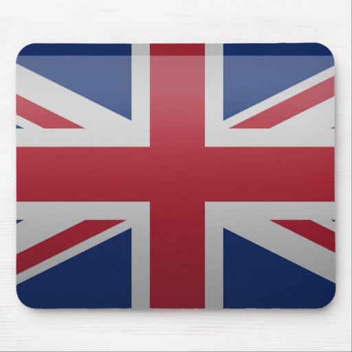 drapeau du royaume uni tapis de souris zazzle. Black Bedroom Furniture Sets. Home Design Ideas