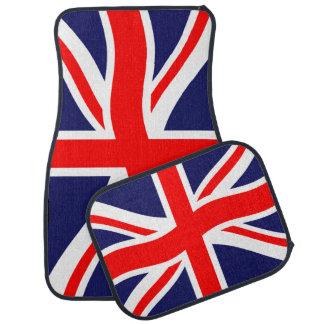 Drapeau du Royaume-Uni + vos idées Tapis De Voiture