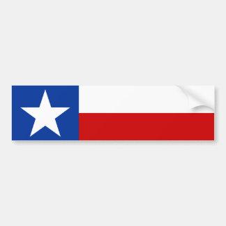 drapeau du Texas Autocollant De Voiture