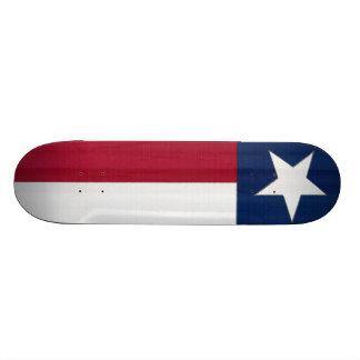 Drapeau du Texas Skateboards Personnalisés