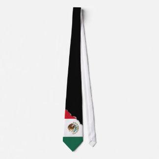 Drapeau mexicain classique cravate