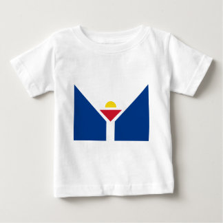 Drapeau of Saint Martin - Flag of Saint Martin Baby T-Shirt