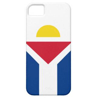 Drapeau of Saint Martin - Flag of Saint Martin Case For The iPhone 5