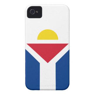 Drapeau of Saint Martin - Flag of Saint Martin iPhone 4 Cover